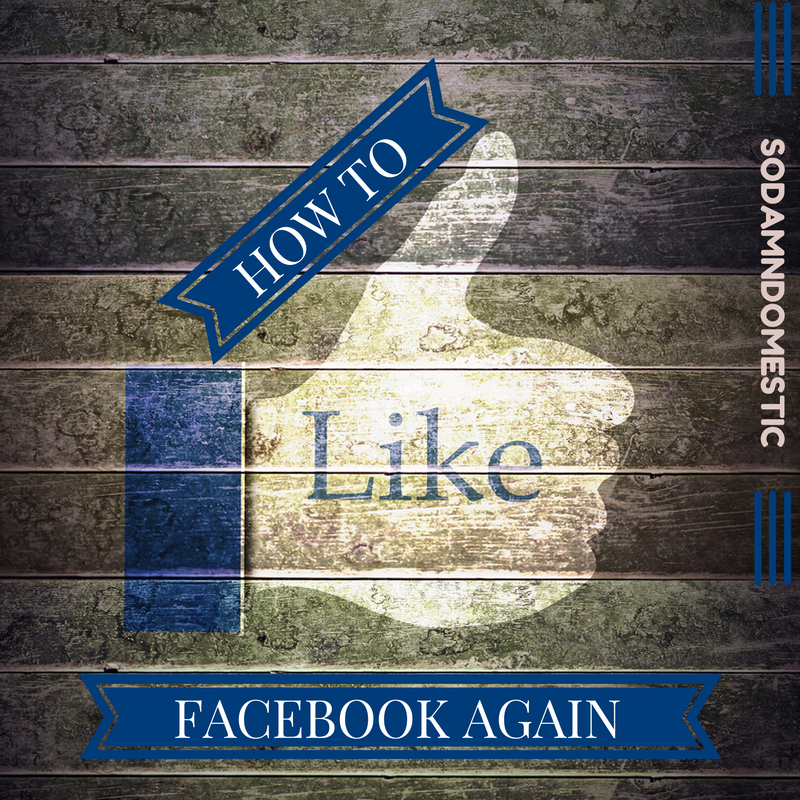 how to make Facebook less annoying