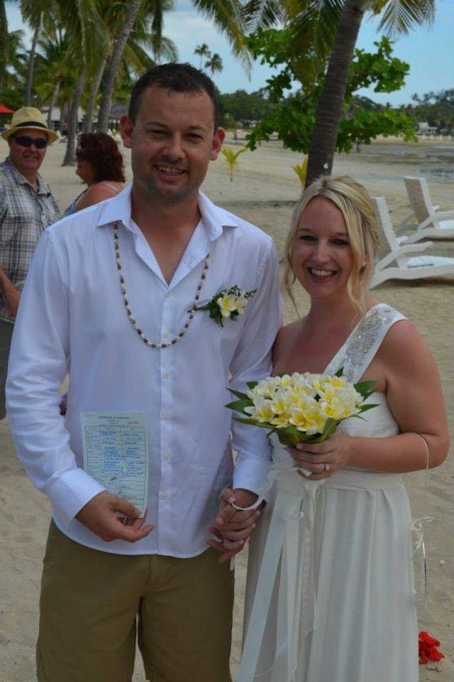 Wedding Cert